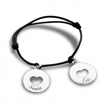 "Engraved bracelet ""My Little Sweethearts"""