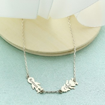 Engraved Sweeties Necklace