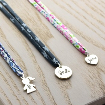 Liberty Necklace Personalized